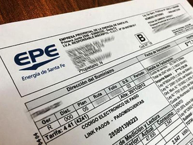 La EPE congela sus tarifas hasta fin de año por la pandemia