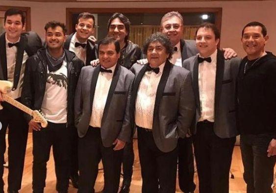 VIDEO] Los Palmeras grabaron con Los Nocheros | Radiofonica.com
