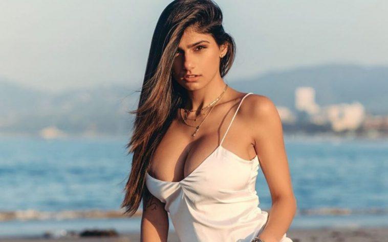El Vestido De Mia Khalifa Que Enloqueció A Sus Seguidores