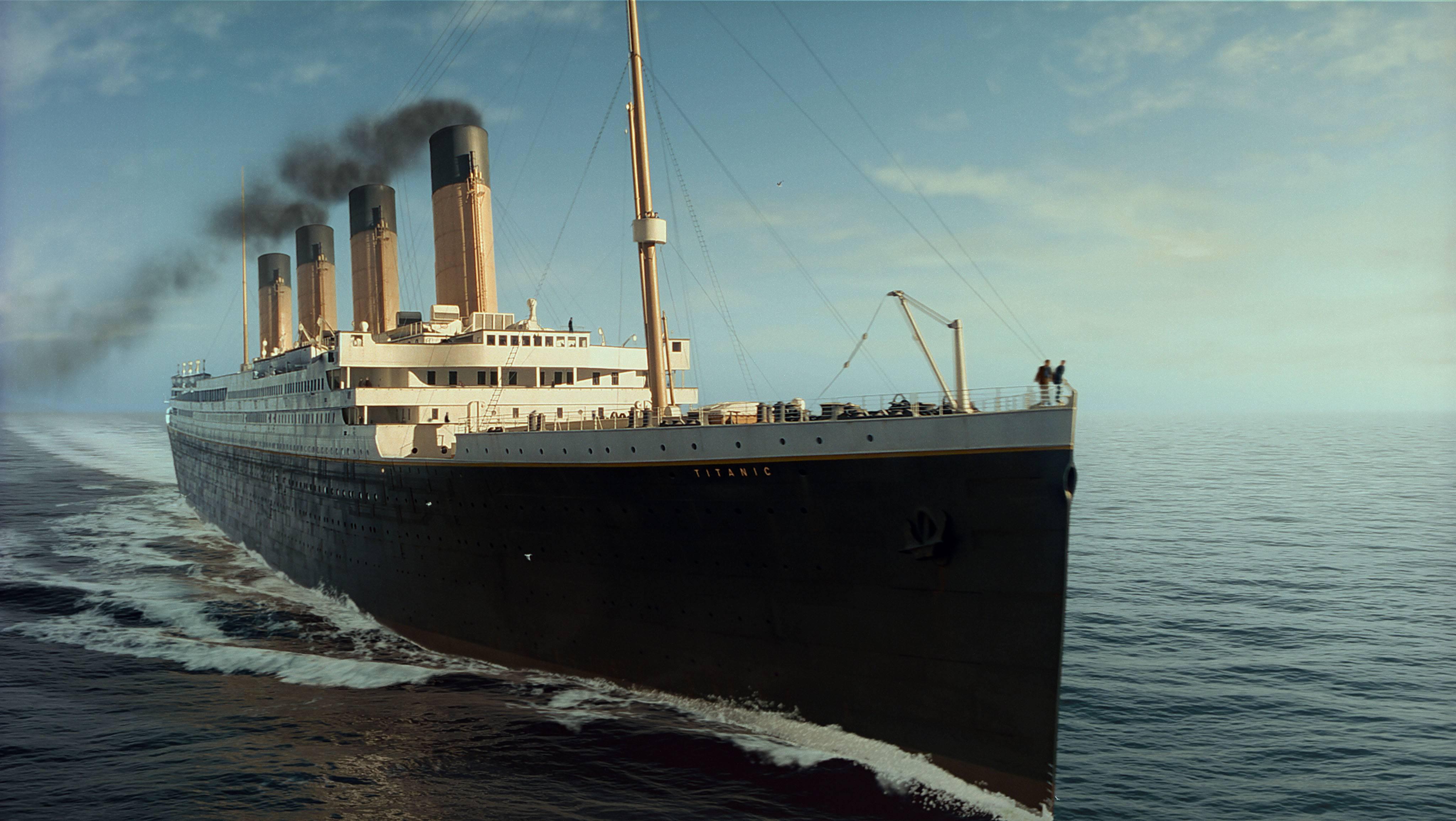 Image result for Estados Unidos y Reino Unido protegerán los restos del Titanic