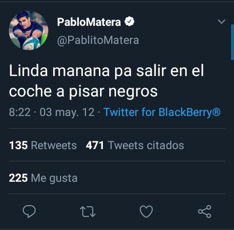 Descubren tweets controversiales de Pablo Matera, el capitán de Los Pumas | Radiofonica.com